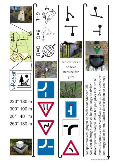 Roadbook blad 3
