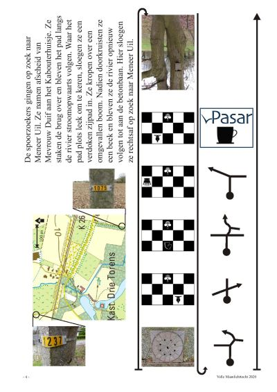 Roadbook blad 4
